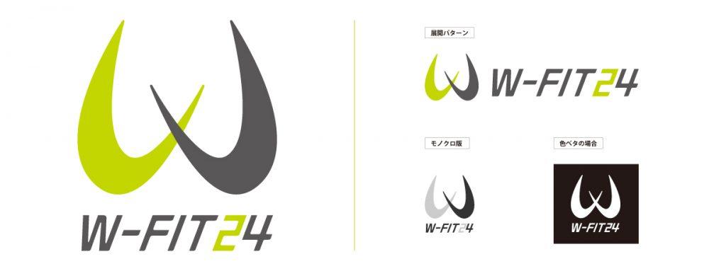 W-FIT24様ロゴ
